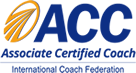 Associate Certified Coach (ACC) de la International  Coach Federation (ICF)